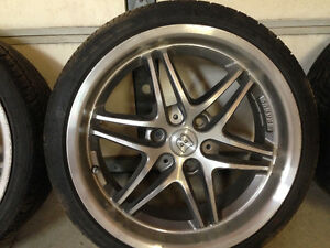 Smart Car Brabus Sport Wheels