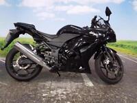 Kawasaki Ninja 250 R 2009 *Low miles Heated grips*
