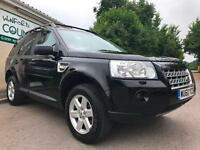 2010 Land Rover Freelander 2 2.2 TD4 GS 4x4 5dr
