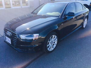 Great opportunity! 2015 Audi A4 lease takeover