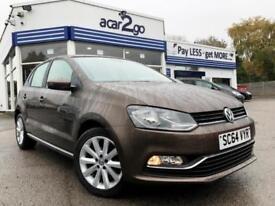 2014 Volkswagen POLO SE Manual Hatchback