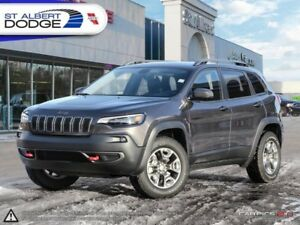 2019 Jeep Cherokee Trailhawk  JUST ARRIVED | FULLY LOADED | SUNR