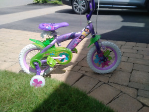 Huffy Tinkerbell and Disney Fairies 12-inch Bicycle