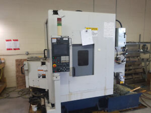 Machining Center - CNC Mill/Lathe/Software/Transformer