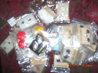 ({Wholesale Lot of 3,000+!! Assorted Fashion Costume jewellery)}