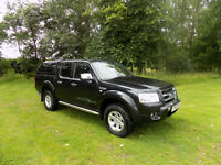 2008 Ford Ranger 2.5TDCi ( 143PS ) 4x4 XLT Thunder Double Cab