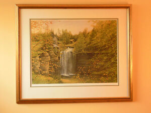 Peter Robson, Sparta, Elgin Co., Artist Prf., Memories of Summer London Ontario image 1