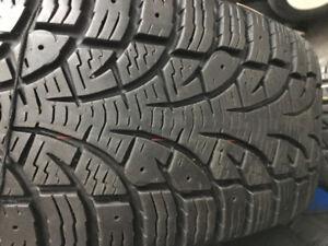 pneus usagés  lot de pneus hiver  et 4 saisons 185 60 15 pirelli