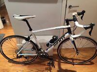 Giant Defy 1 road bike - RRP £899