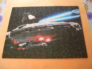 SET OF 4 BATTLESTAR GALACTICA PUZZLES GALACTICA, BOXY AND MUFFET London Ontario image 4