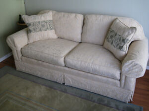 Like new!  Sofa - Sofa so Good $150