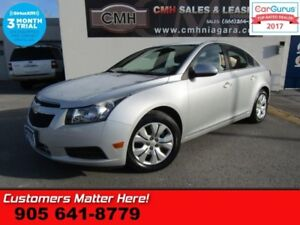 2014 Chevrolet Cruze 1LT  BLUETOOTH REMOTE STEERING AUDIO CONTRO