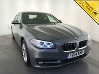 2014 BMW 525D SE DIESEL 4 DOOR SALOON 1 OWNER SERVICE HISTORY SAT NAV