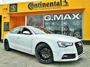 """(Audi) G.MAX Solas 18"""" Wheels (Flow Forged) and Tyres Mitcham Whitehorse Area Preview"""