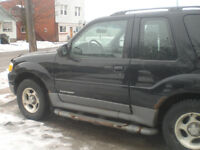 2001 Ford Explorer 2 door sport Hatchback