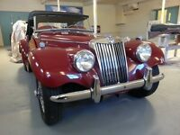 1954 MG TF - ONE OF THE NICEST YOU WILL EVER FIND - MINT