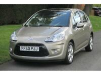 Citroen C3 1.6 VTi 16v ( 120bhp ) auto Exclusive 5dr (Automatic/Pan-Roof)
