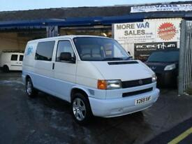 2000 Volkswagen Transporter 1.9TD 800kg Special part camper van rock & roll bed