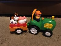 Little Tikes Farm Pals Tractor
