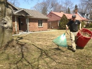 Lawn Aeration for strong healthy root system London Ontario image 4