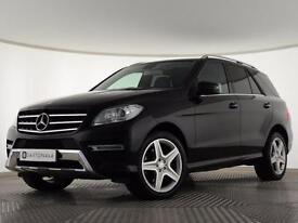 2013 Mercedes-Benz M Class 2.1 ML250 CDI BlueTEC AMG Sport 7G-Tronic Plus