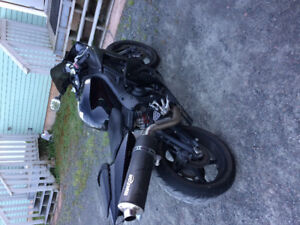 Street bike for sale or trade