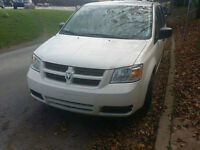 Dodge Grand Caravan Minivan (NEW MVI/WINTER TIRES)