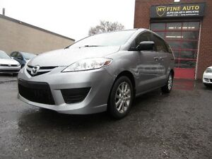 2010 Mazda Mazda5 GS  / ONLY 129 KM