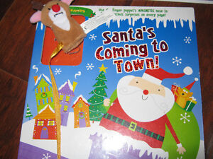 3 Kids Christmas books