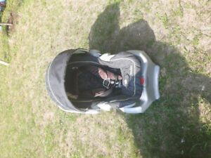 Graco car seat and stroller