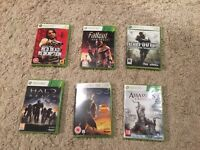 Great selection of Xbox 360 games - Perfect for Xmas!