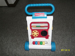 Baby first step FISHER-PRICE.