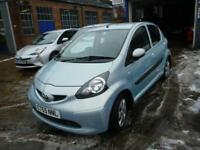 Toyota Aygo VVT-I Plus 5dr PETROL MANUAL 2006/55