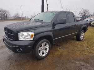 2007 DODGE RAM 1500 CERTIFIED AND E-TESTED