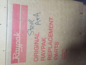 BRAND NEW REPLACEMENT PARTS  for RAYTHERM  200-T