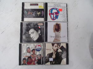 SIX CDS FOR $10