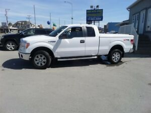 2011 Ford F-150 4WD SuperCab 145""