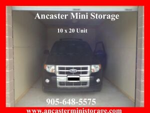Looking for car storage year round?