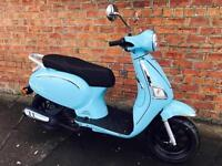NEW Lexmoto Riviera 125 learner legal own this scooter for only £13.48 a week