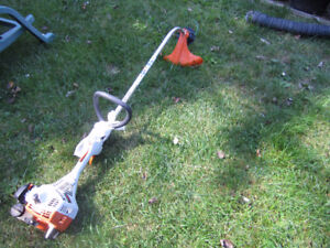 Brand New Stihl Gas Powered Weed Eater - Never Used