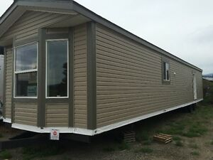 NEW MANUFACTURED HOMES