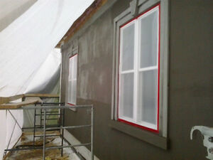 Stucco Application New or Old.....TRW Contacting ltd Cambridge Kitchener Area image 8