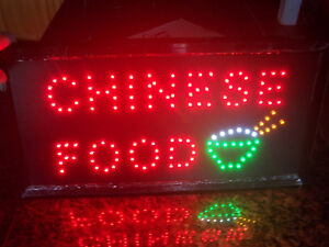 """INCREASE YOUR SALES WITH A LED SIGN (19"""" X 10"""") brand new"""
