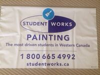 Student Works Painting: painters wanted