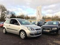 2006 56 FORD FIESTA 1.25 STYLE CLIMATE 3DR