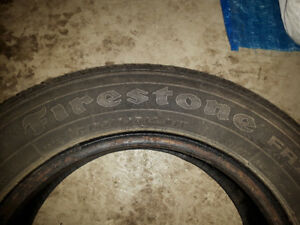 Winter Tires without RIMS