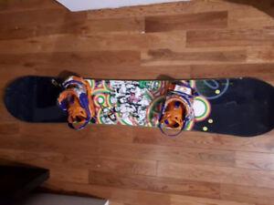 Women's 144 Snowboard