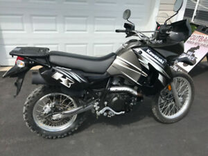 2011 KAWASAKI KLR650 DUAL PURPOSE ( SOLD )
