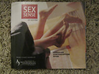 Sex Sense 2nd Edition - Canadian Contraception Guide