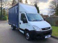 2011 61 IVECO-FORD DAILY 3.0 35C15 CURTAINSIDER * RARE 3.0TD MODEL * DIESEL